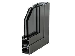 Porta-finestra di sicurezza in acciaioMOGS ANTIPROIETTILE - MOGS SRL UNIPERSONALE