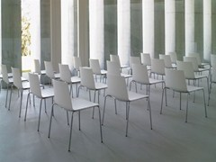 - Reception chair FLEX | Chair - Andreu World