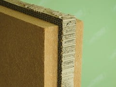 Wood fibre thermal insulation panel UdiSTONE®SYSTEM - UNGER DIFFUTHERM