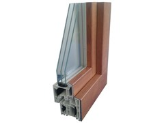 - Aluminium and PVC window ENERGETO® | Aluminium and PVC window - Diquigiovanni