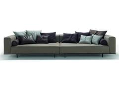 - Sofa with removable cover ZEROCENTO ZIP - Désirée