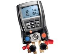 - Pressure meter TESTO 570-2 - TESTO