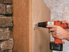 Wood fibre thermal insulation panel UdiIN RECO® SYSTEM - UNGER DIFFUTHERM