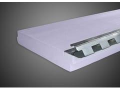 Sistema per tetto ventilato in XPSX-FOAM® ROOF - EDILTEC
