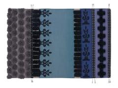 - Striped wool rug TUMBUCTU' - GAN By Gandia Blasco
