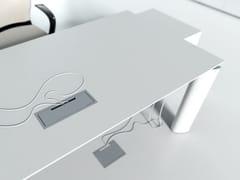 - Workstation desk CRYSTAL | Workstation desk - MDD