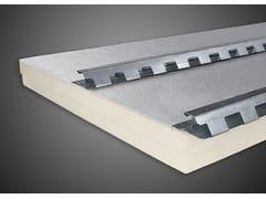 POLIISO® TEGOLA DOPPIO PASSO   Sistema per tetto ventilato in schiuma polyiso
