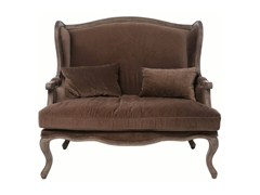 Velvet small sofa GRANDFATHER | Small sofa - KARE-DESIGN
