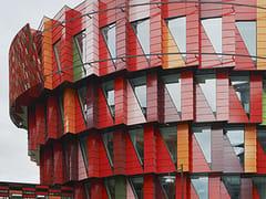 4 Placas de gres para fachadas