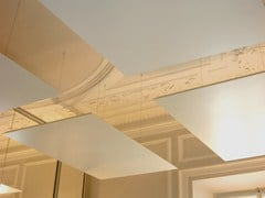Acoustic ceiling clouds ORCAL CANOPY - ARMSTRONG Building Products