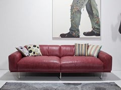 Upholstered sofa LORENZO STUDIO DIVANI | 2 seater sofa - KARE-DESIGN
