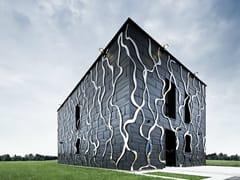 - Metal sheet and panel for facade FX.12 in alluminio - PREFA ITALIA