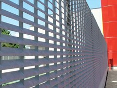 - Screening steel Fence SCREEN - GRIDIRON GRIGLIATI