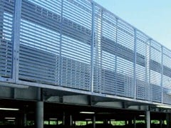 - Electrically welded mesh Fence WING - GRIDIRON GRIGLIATI
