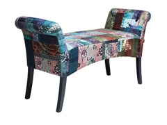 Upholstered bench MOTLEY | Bench - KARE-DESIGN