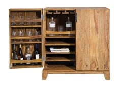 Wooden bar cabinet AUTHENTICO | Bar cabinet - KARE-DESIGN