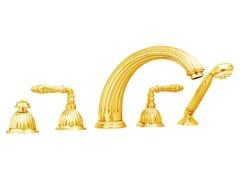 Set vasca a 5 fori in ottoneARTICA | Set vasca a 5 fori - BRONCES MESTRE