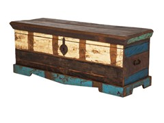Wooden storage chest OLD BARN | Storage chest - KARE-DESIGN