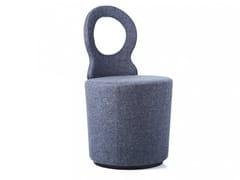 - Upholstered fabric easy chair EYE - Johanson Design
