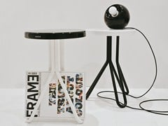 Ceramic stool / coffee table ATTACH - GSG Ceramic Design