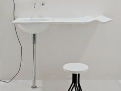 Ceramic washbasin WASHWAVE - GSG Ceramic Design