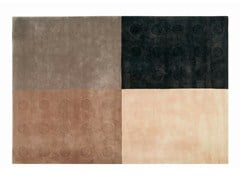 Rectangular wool rug GAMES - ROCHE BOBOIS