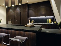 - Kitchen with island without handles T45 | Kitchen with island - TM Italia Cucine