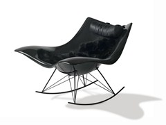 - Rocking armchair STINGRAY | Rocking armchair - FREDERICIA FURNITURE