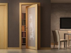 Pivot sliding door RESTYLE | Pivot sliding door - OTC Doors