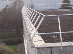 - Aluminium balustrade ALLUKEMY SKY™ - SOMAIN ITALIA