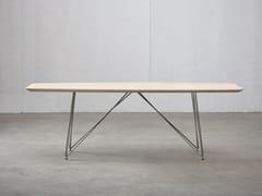 Tavolo rettangolare in legnoLINEA | Tavolo - ARTISAN