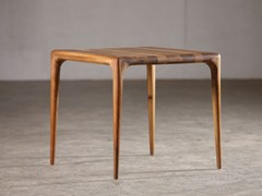 - Square wooden table LATUS | Square table - Artisan