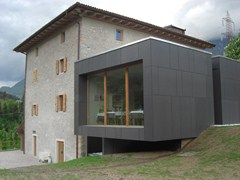 - Roofing panel and sheet in fibre cement SWISSPEARL® - SWISSPEARL Italia