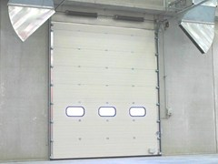 Motorised industrial door CAMPISADOOR - CAMPISA