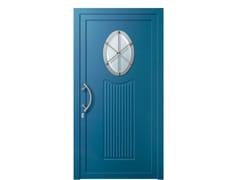 - Glass and aluminium door panel MOON/X1 - ROYAL PAT
