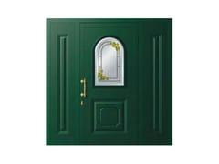 - Glass and aluminium armoured door panel IKARO/K1+JOLLY/KG - ROYAL PAT