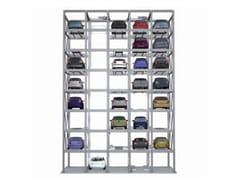 Sistema di parcheggio automaticoCombiparker 555 - IDEALPARK