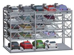Sistema di parcheggio automaticoCombiparker 556 - IDEALPARK