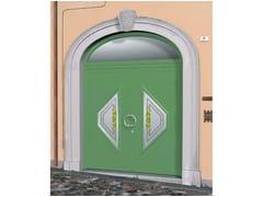 - Glass and aluminium armoured door panel SIGMA/KB1+SIGMA/KB1 - ROYAL PAT