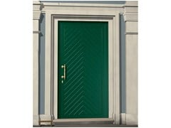- Aluminium armoured door panel SPIGA/KI - ROYAL PAT