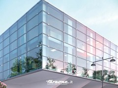 16 Point-fixed glass facades