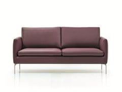- 2 seater leather sofa HOPI | 2 seater sofa - ESTEL GROUP