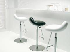 - High barstool BLOOB | Swivel stool - ESTEL GROUP