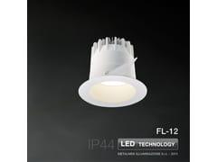 Faretto a LED da incasso FL-12 | Faretto - METALMEK ILLUMINAZIONE