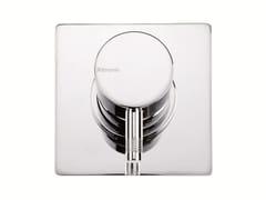 - Single handle shower mixer with plate DIAMETROTRENTACINQUE   Shower mixer with plate - RUBINETTERIE RITMONIO