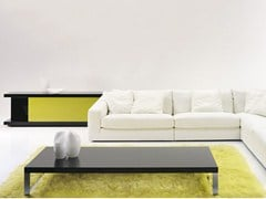 - Steel coffee table JAZZ | Rectangular coffee table - ESTEL GROUP