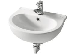 Lavabo sospeso in porcellana per bambiniMILLEPIEDI   Lavabo - PONTE GIULIO