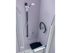 Sedile doccia ribaltabile in ABSURBAN PEOPLE   Sedile doccia ribaltabile - PONTE GIULIO