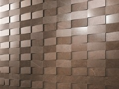 - White-paste 3D Wall Mosaic SUPERNATURAL | 3D Wall Mosaic - FAP ceramiche