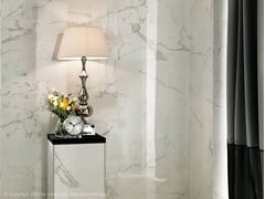 - White-paste wall tiles with marble effect MARVEL WALL | White-paste wall tiles - Atlas Concorde